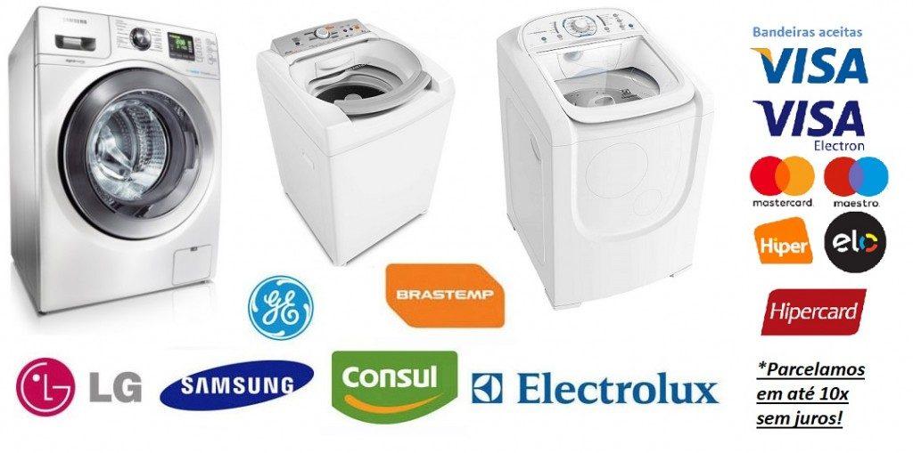 Conserto Maquina Lavar Barueri SP