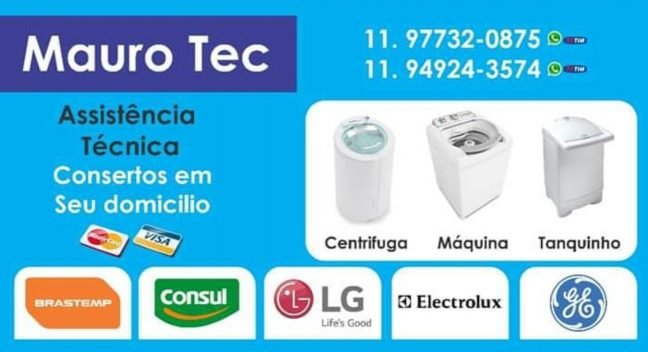 Assistência Técnica centrífuga Itaim Paulista SP