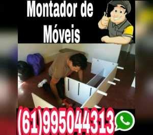 Montador de Moveis Candangolândia DF