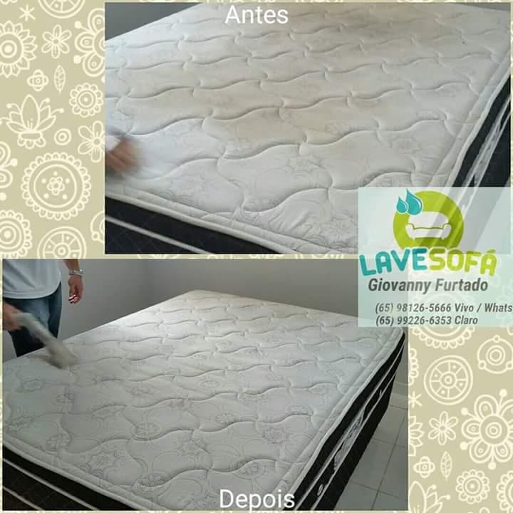 Lave Sofá Limpeza de Sofás em Nossa Senhora de Livramento MT