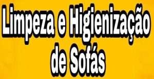 LIMPEZA DE SOFÁS EM VÁRZEA GRANDE MT