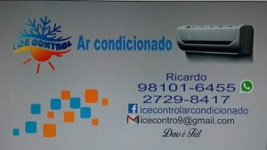 Ice Control Manutenção, Limpeza e Instalação de Ar Condicionados Perus SP