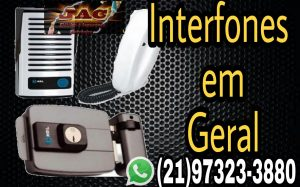 Interfones em geral