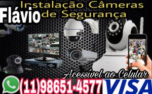 Segurança Patrimonial Flávio Segurança Eletrônica - Instalação Câmeras de Segurança em Aricanduva SP Zona Leste é com a gente