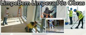Limpe Bem Limpeza Pós Obra Reforma em Mongaguá SP