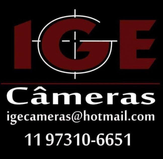 Câmera Monitoramento Santa Cruz SP