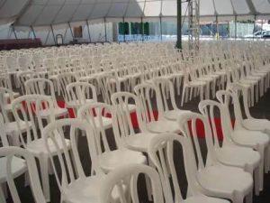 Aluguel de Mesas e Cadeiras em Lajeado SP Zona Leste