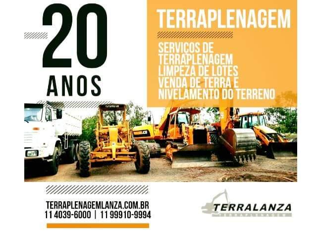 Aluguel Escavadeiras Jundiaí SP