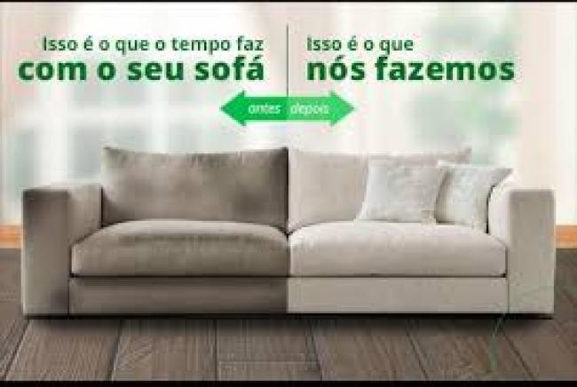 Limpeza Sofas Bairro Limão SP Zona Norte