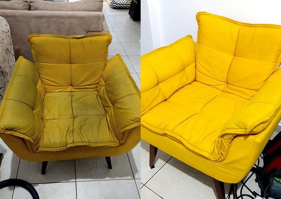Limpeza Sofas Santa Luzia MG