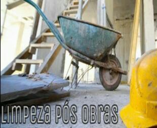 Limpeza Reforma Bosque Saúde Ederson Passos RJ