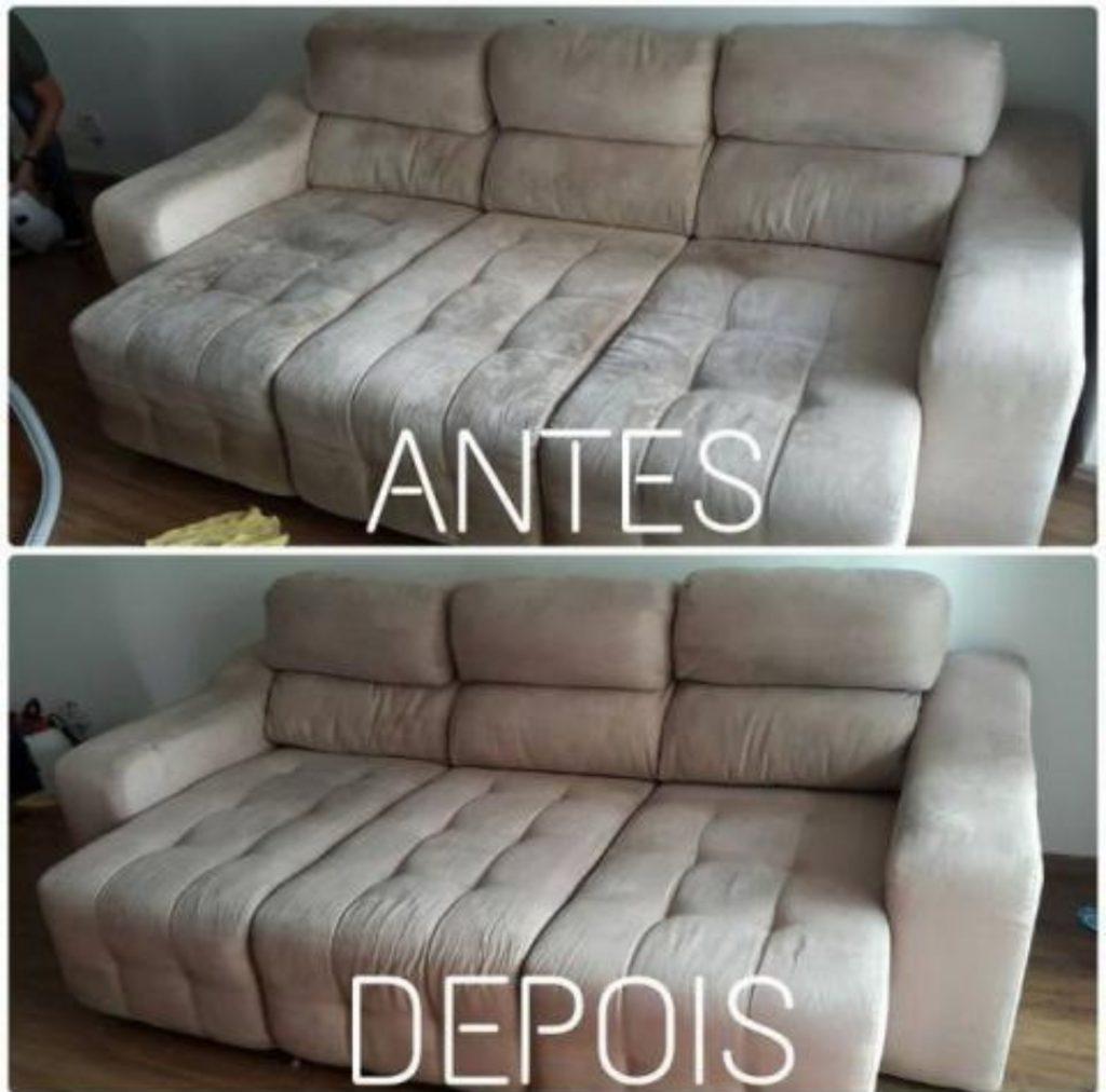 Limpeza de Sofá Campo Grande MS