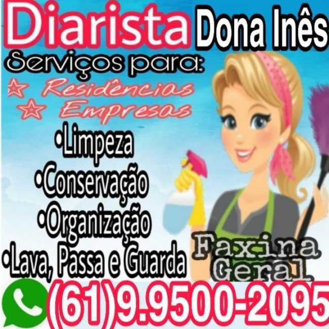 Empregada Doméstica em Planaltina Goiás