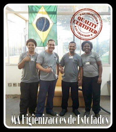 Higienização de Estofados em Belford Roxo RJ