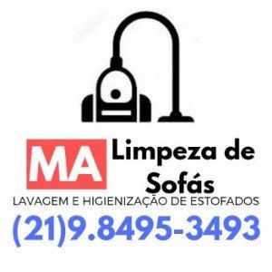 Limpeza Sofás Grajaú RJ