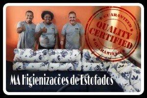 Limpeza Sofás Baixada Fluminense