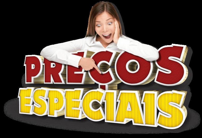 Preços Especiais